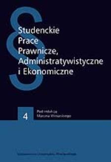 Sytuacja konkurencyjna polskiego sektora małych i średnich przedsiębiorstw po przystąpieniu Polski do Unii Europejskiej