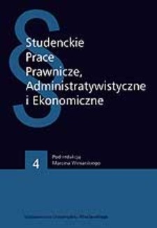 Powstawanie cen i rola systemu cenowego w gospodarce rynkowej w ujęciu szkoły austriackiej