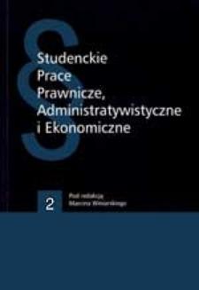 Przemiany polskiego systemu bankowego w perspektywie akcesji do Unii Europejskiej
