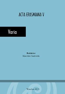 Funkcjonowanie prawa kanonicznego w polskim porządku prawnym – zarys tematu