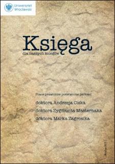 O potrzebie różnego spojrzenia na znaczenie określenia zmarły w polskim kodeksie cywilnym