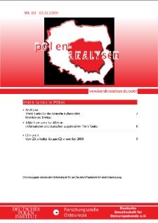 Think Tanks für die polnische Außenpolitik