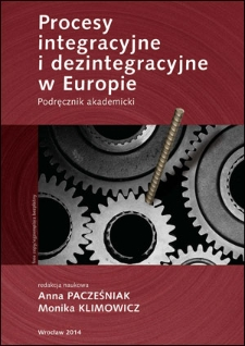 Wyznaczanie granic i konstruowanie tożsamości Europy