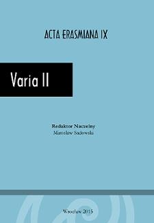 """Sztuka pięknego pisania i jej historia, czyli """"Trzy traktaty o drodze pisma"""" w przekładzie Anny Zalewskiej"""