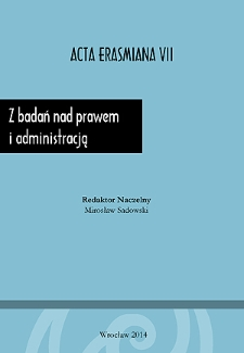 Geneza prawa do pracyw prawie międzynarodowym i krajowym