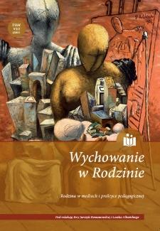 Wychowanie w Rodzinie, T. 8 (2/2013). Wprowadzenie