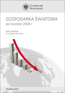 Współczesne teorie wymiany międzynarodowej. Światowy handel po kryzysie 2008 r.
