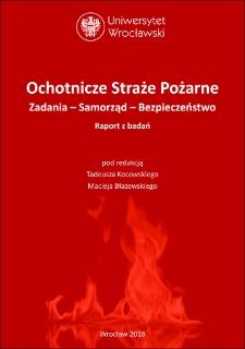 Wykorzystanie zakładowych jednostek ratowniczych w ramach systemu ratowniczo-gaśniczego na przykładzie KGHM Polska Miedź S.A.