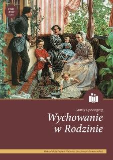 """Miejsce i zadania kobiety w rodzinie katolickiej w przekazie miesięcznika """"Rodzina Polska"""" (1927–1939)"""