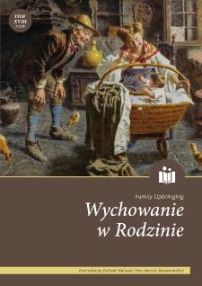 Warunki życia warszawskich rodzin robotniczych w II Rzeczypospolitej jako determinanty socjalizacjii wychowania młodego pokolenia