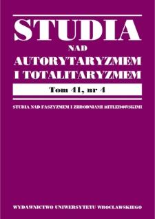 Carl Schmitt w polskich interpretacjach politologicznych 1984–2007