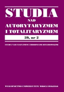 Oddział wileński Polskiego Towarzystwa Eugenicznego Walki ze Zwyrodnieniem Rasy w dwudziestoleciu międzywojennym — geneza, działalność i struktura prawna