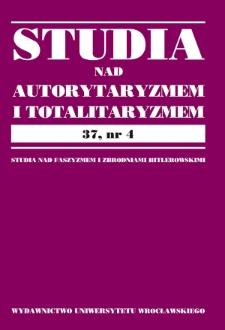 Kompetencje i zadania wojewody w zakresie przeciwdziałania zagrożeniom terrorystycznym na przykładzie województwa dolnośląskiego