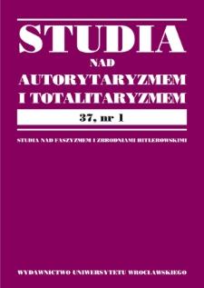 Kilka uwag o sądach tajnych stalinowskiej Polski
