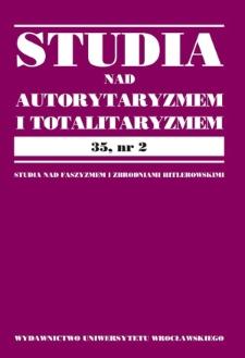 Radykalny ruch chłopski w Republice Weimarskiej
