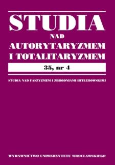 """W pogoni za katharsis, czyli """"Bękarty wojny"""" a stereotyp Żyda w kulturze polskiej"""