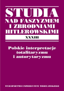 Edyta Stein w polskiej historiografii