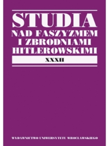 The Holocaust: Voices of Scholars, red. Jolanta Ambrosewicz-Jacobs, Austeria, Cracow 2009, ss. 297
