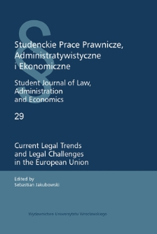 The horizontal impact of the European Union Charter of Fundamental Rights in accordance with the sentencing guidelines of the European Court of Justice