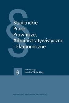 Teoria cyklu koniunkturalnego austriackiej szkoły ekonomii a kryzys finansowy w 2008 roku