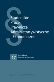 Natura 2000 w polskim porządku prawnym w kontekście ochrony praw jednostki
