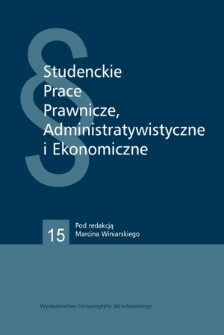 Paweł Selera, Prawo do odliczenia i zwrotu podatku naliczonego w VAT, Wolters Kluwer SA,Warszawa 2014, ss. 372