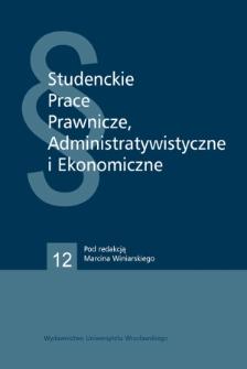 Mikro-, małe i średnie przedsiębiorstwa — remedium na bezrobocie wśród absolwentów