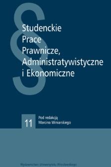Kryzys zadłużeniowy a sytuacja materialna gospodarstw domowych w Polsce
