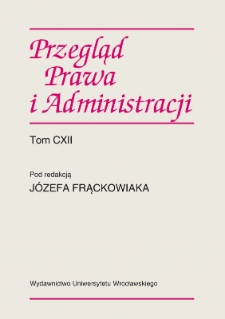 Charakterystyka i sens normatywnego wyróżnienia grupy umów o świadczenie usług prawniczych