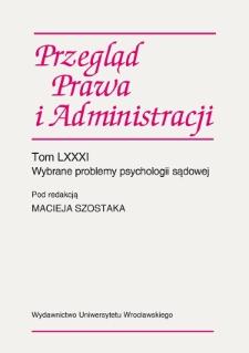 Psychologiczne aspekty legalizacji eutanazji