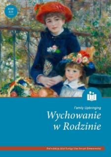 Reflections on selected areas of families' living conditions on the 100th anniversary of Poland's regaining independence