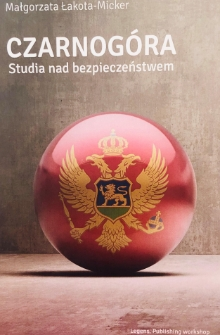 Montenegro. Security studies.