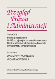 Prawo do dobrej administracji — w kierunku upraszczania języka urzędowego w Polsce i w Czechach