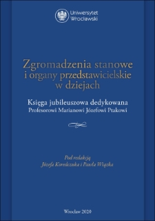 Działalność księdza Wacława Blizińskiego w Sejmie Ustawodawczym (1919-1922)