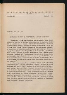 Pretensje szlachty polskiej do duchowieństwa w latach 1615-1618