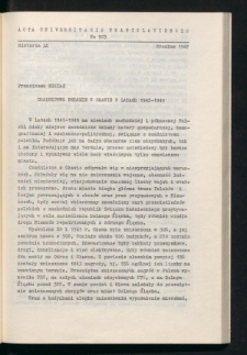 Osadnictwo polskie w Oławie w latach 1945-1949
