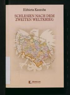 Schlesien nach dem Zweiten Weltkrieg