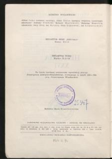 Najdawniejsze dzieje klasztoru cystersów w Eldenie ze szczególnym uwzględnieniem dokumentów papieskich