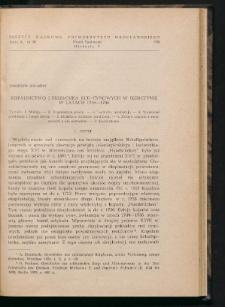 Kopalnictwo i przeróbka rud cynowych w Gierczynie w latach 1736-1756