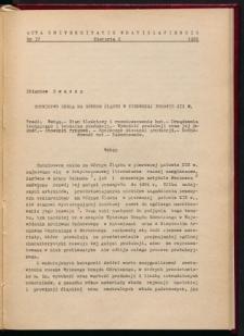 Hutnictwo szkła na Górnym Śląsku w pierwszej połowie XIX w.