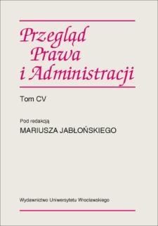 Zasady techniki prawodawczej w Polsce i Unii Europejskiej