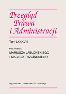 Recenzja: Marta Baranowska, Jednostka, państwo i prawo w filozofii Fryderyka Nietzschego. Mała vs wielka polityka, Toruń 2009, ss. 359