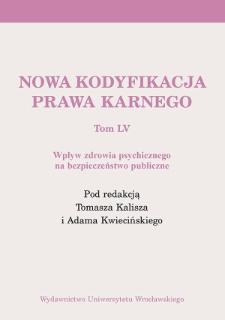 Pozbawienie wolności w celu zbadania stanu psychicznego w prawie polskim