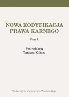 The evolution of restraining measures in Polish criminal law