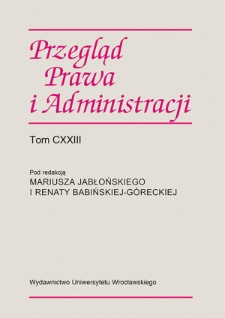 Administrative courts as judicial authorities in matters of freedom of assembly