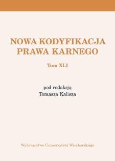 Przymus adwokacko-radcowski w postępowaniu karnym