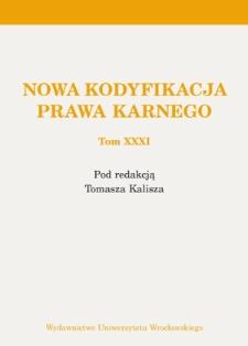 Małgorzata Szwejkowska, Skazani z zaburzeniami preferencji seksualnych. Studium karnoprawne i kryminologiczne, Olsztyn 2013