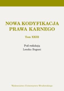 Eksperyment procesowo-kryminalistyczny w Polsce i w Niemczech. Zarys problematyki porównawczej