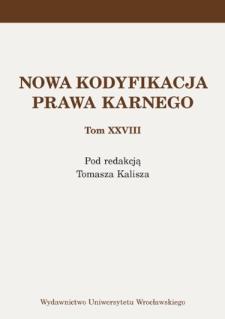 Wykonywanie tymczasowego aresztowania w ustawodawstwie i polityce penitencjarnej Polski okresu międzywojennego