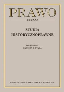 Rok 1338 w ustrojowo-prawnych dziejach Śląska